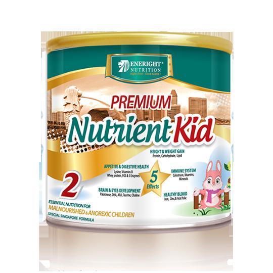Sữa bột Premium Nutrient Kid 2