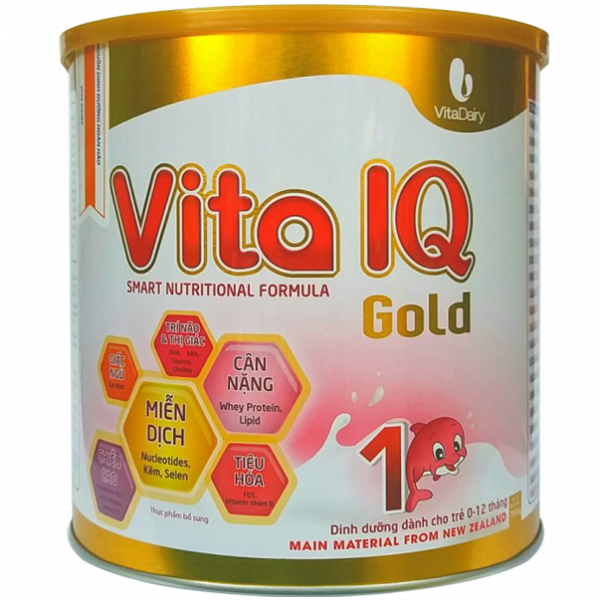 Sữa bột Vita IQ Gold 1