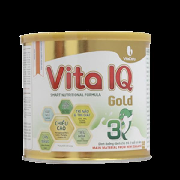 Sữa bột Vita IQ Gold 3